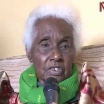His mother Mrs Grace Mutongole