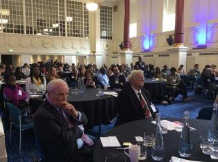 The delegates.