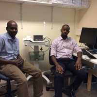 Two Ugandan biomedical engineers (one..being a UK based Ugandan Clinical Scientist that has helped with training biomedical engineers in Uganda) speak on the status of medical equipment in Ugandan hospitals and how the second hand equipment...is prevented from breaking down.