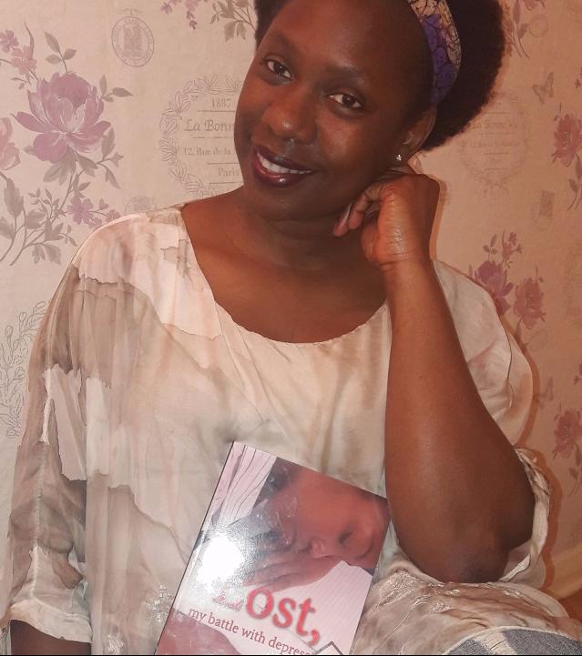 Author Doris Allimadi.