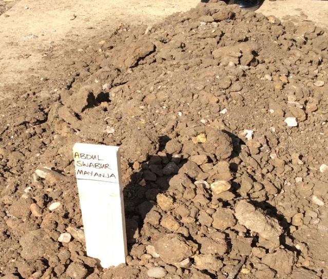 Abdul grave