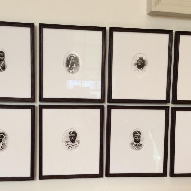 Faces, 2014 (by Nadia Kaabi-Linke)