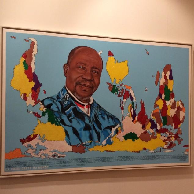 African leader