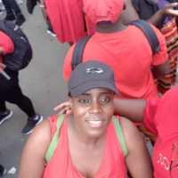 Free Bobi Wine London demonstration (pictorial) Courtesy photos.