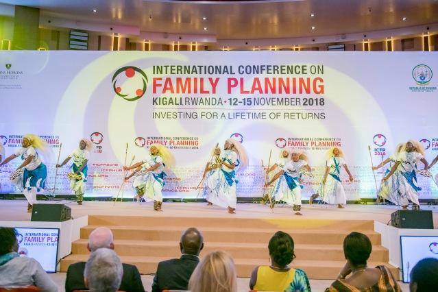 Rwanda dancers